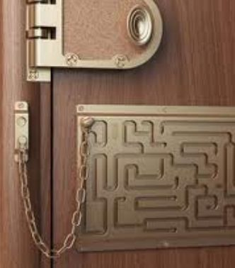 Fortunately there are a number of inexpensive door chains limiters and viewers that provide added security ... & Door Limiters and Door Chains | The Self-Sufficiency DIY Info Zone pezcame.com