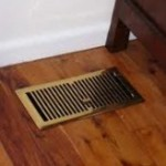 How to Fit a Floor Grille