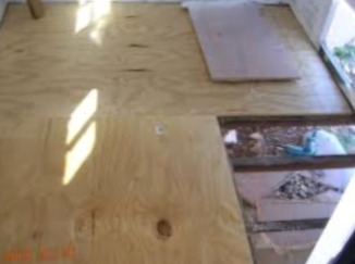 How To Lay Chipboard And Ply Floorings The Self