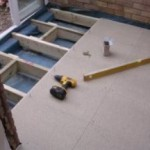 How to Replace a Suspended Floor with Concrete