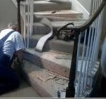 Mending a Broken Stair Tread