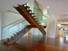 Staircase Designs And Construction Types The Self