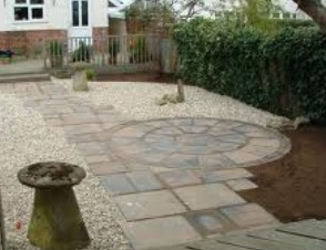 Patio designs and garden paths type and theme the self - Patio and garden design ideas ...