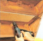 Fix a Wobbly Newel Post – Solving Problems with Older Stairs