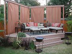 design ideas for garden decking whatever width you choose for your boards there are a few factors to consider one is the span across your joists