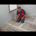 Surface Preparation for Tiling