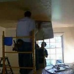 Paper Hanging: Hanging Borders and Papering Ceilings